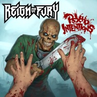 Purchase Reign Of Fury - Psycho Intentions