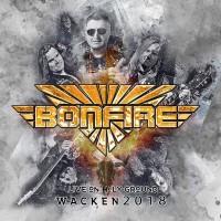 Purchase Bonfire - Live On Holy Ground - Wacken 2018