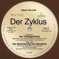 Purchase Der Zyklus - Der Tonimpulstest (EP) (Vinyl)