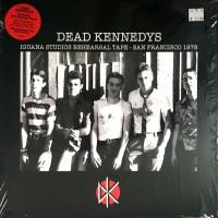 Purchase Dead Kennedys - Iguana Studios Rehearsal Tape San Francisco 1978