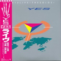 Purchase Yes - 9012Live - The Solos (Reissued 2009)