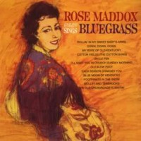 Purchase Rose Maddox - Sings Bluegrass (Vinyl)