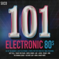 Purchase VA - 101 Electronic 80's CD5