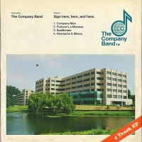 Purchase Company Band - Sign Here, Here, And Here