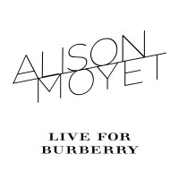 Purchase Alison Moyet - Live For Burberry