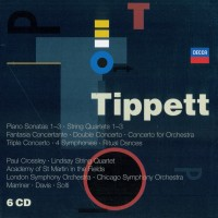 Purchase VA - Tippett: Sonatas, Quartets, Double Concerto, Symphonies, Etc CD1
