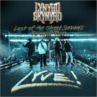 Purchase Lynyrd Skynyrd - Last Of The Street Survivors Farewell Tour Lyve! CD2