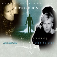 Purchase Howard Jones - One To One - Cross That Line - In The Running CD1
