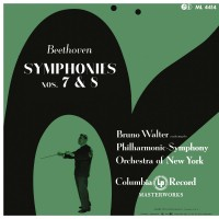 Purchase Bruno Walter - Beethoven: Symphonies 7 & 8 (Remastered)