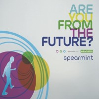 Purchase Spearmint - Are You From The Future ?