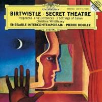 Purchase Harrison Birtwistle - Secret Theatre