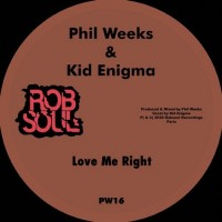 Purchase Phil Weeks - Love Me Right (CDS)