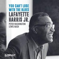 Purchase Lafayette Harris Jr. - You Can't Lose With The Blues