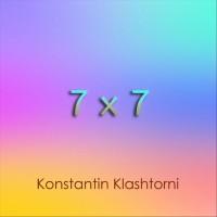 Purchase Konstantin Klashtorni - 7 X 7