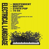 Purchase VA - Electrical Language: Independent British Synth Pop 78-84 CD4