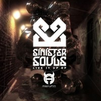 Purchase Sinister Souls - Live It Up (EP)