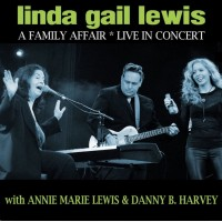 Purchase Linda Gail Lewis - A Family Affair (Live In Concert)