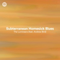 Purchase The Lumineers - Subterranean Homesick Blues (CDS)