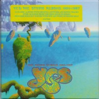 Purchase Yes - The Studio Albums 1969-1987 CD4