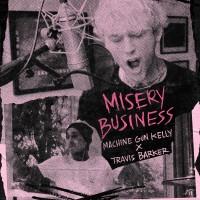 Purchase Machine Gun Kelly & Travis Barker - Misery Business (CDS)