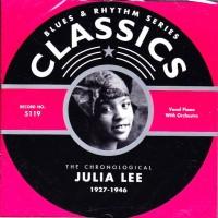 Purchase Julia Lee - The Chronological Julia Lee 1927-1946