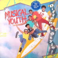 Purchase Musical Youth - Different Style