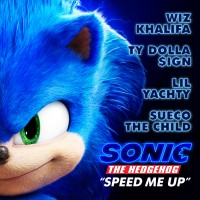 Purchase Wiz Khalifa - Speed Me Up (From ''sonic The Hedgehog'') (CDS)