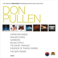 Purchase Don Pullen - The Complete Remastered Recordings On Black Saint & Soul Note CD3