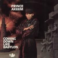 Purchase Prince Akeem - Coming Down Like Babylon