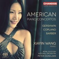 Purchase Xiayin Wang - American Piano Concertos