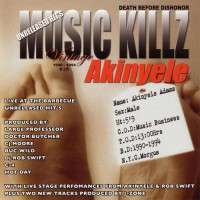 Purchase Akinyele - Live At The Barbecue - Unreleased Hit's