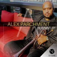 Purchase Alex Parchment - Burnin' Up