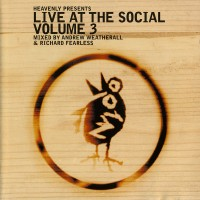 Purchase Andrew Weatherall & Richard Fearless - Live At The Social Vol. 3 CD2