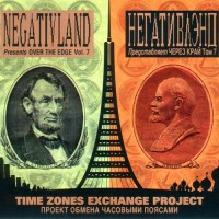 Purchase Negativland - Over The Edge Vol. 7: Time Zones Exchange Project CD1