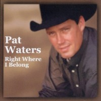 Purchase Pat Waters - Right Where I Belong