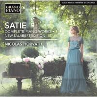 Purchase Nicolas Horvath - Satie: Complete Piano Works Vol. 1