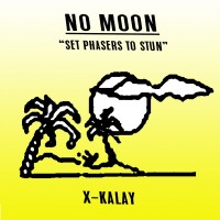 Purchase No Moon - Set Phasers To Stun (EP)