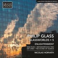 Purchase Nicolas Horvath - Glass: Glassworlds Vol. 5