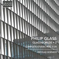 Purchase Nicolas Horvath - Glass - Glassworlds Vol. 2