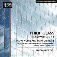 Purchase Nicolas Horvath - Glass - Glassworlds Vol. 1