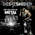 Buy Dee Snider - For The Love Of Metal - Live Mp3 Download