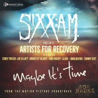Purchase Sixx:A.M. - Maybe It's Time (CDS)