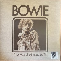 Purchase David Bowie - I'm Only Dancing (The Soul Tour '74)