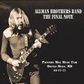 Buy The Allman Brothers Band - The Final Note (Live At Painters Mill Music Fair - 10-17-71) Mp3 Download