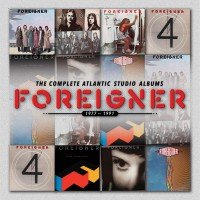 Purchase Foreigner - The Complete Atlantic Studio Albums CD4
