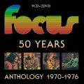 Buy Focus - 50 Years Anthology 1970-1976 - At The Rainbow CD4 Mp3 Download