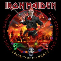 Purchase Iron Maiden - Nights Of The Dead, Legacy Of The Beast: Live In Mexico City CD1