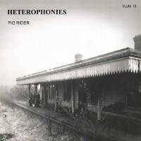 Purchase Pig Rider - Heterophonies (Vinyl)