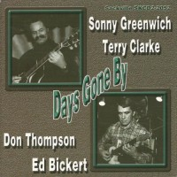 Purchase Sonny Greenwich & Ed Bickert - Days Gone By