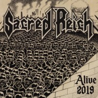Purchase Sacred Reich - Alive 2019 (EP)